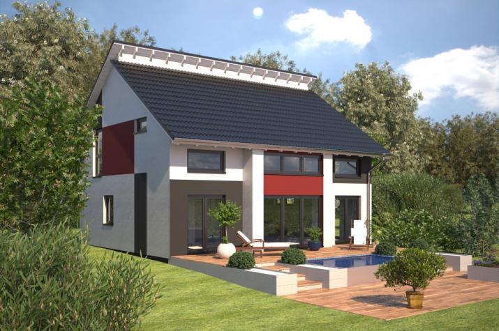 B renhaus einfamilienhaus esprit 155 b renhaus for Bilder einfamilienhaus