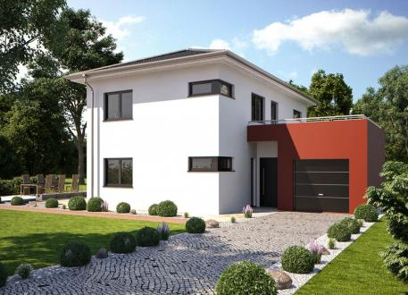 Villa o luxushaus bauen luxush user ab for Modernes haus 2 etagen
