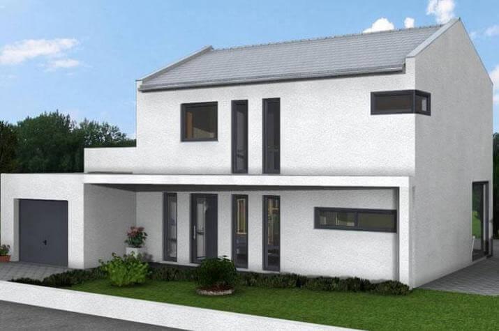 bauhaus 179 hauswerk gmbh. Black Bedroom Furniture Sets. Home Design Ideas