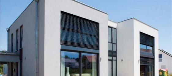 bauhaus einfamilienhaus ab 200 qm die neuesten innenarchitekturideen. Black Bedroom Furniture Sets. Home Design Ideas