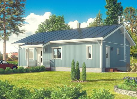 bis 150.000 € Bausatzhaus 106/1 - Kaufpreis 65.800.-- € inkl. 19% MwSt.