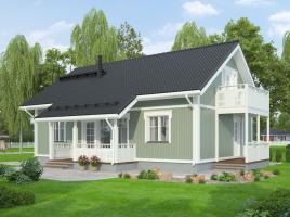 Bausatzhaus 132 - Kaufpreis 93.810.-- € inkl. 19% MwSt.