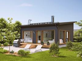 Bausatzhaus 53 - Kaufpreis 28.975.-- € inkl. 19% MwSt. -