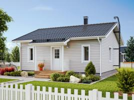 Bausatzhaus 65 - Kaufpreis  34.425.-- € inkl. 19% MwSt.
