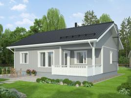Bausatzhaus 71 - Kaufpreis 61.990.-- € inkl. 19% MwSt. -