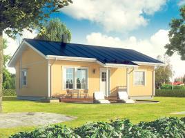 Bausatzhaus 78 - Kaufpreis 55.860.-- € inkl. 19% MwSt.