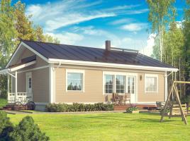 Bausatzhaus 90/1 - Kaufpreis 66.090.-- € inkl. 19% MwSt. -