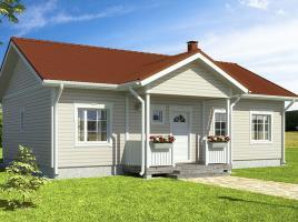 Bausatzhaus 94/2 - Kaufpreis 59.900.--  inkl. 19% MwSt.