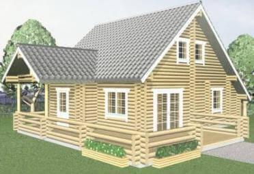 holzhaus bauen holzh user bausatz. Black Bedroom Furniture Sets. Home Design Ideas