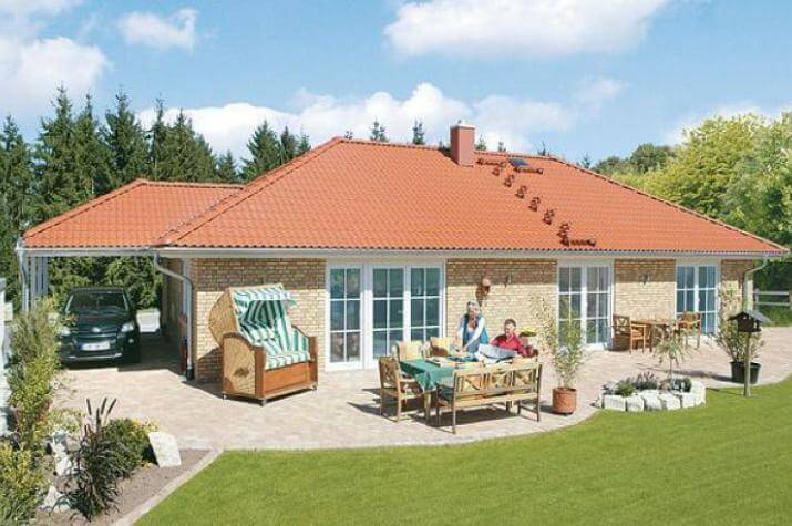 Bornholm - Danhaus Bornholm Bungalow