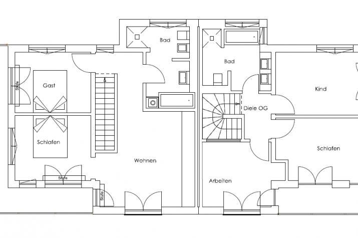 breitbrunn bauen im doppelpack regnauer hausbau gmbh co kg. Black Bedroom Furniture Sets. Home Design Ideas