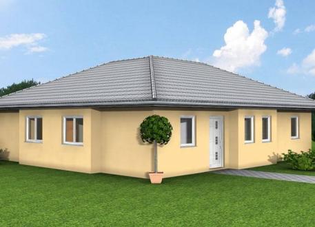 bungalow ab euro fertighaus. Black Bedroom Furniture Sets. Home Design Ideas