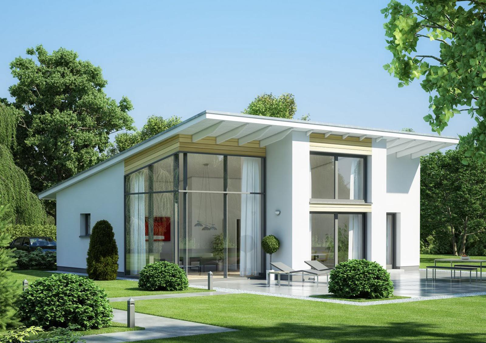 bungalow 147 energiesparhausplus. Black Bedroom Furniture Sets. Home Design Ideas