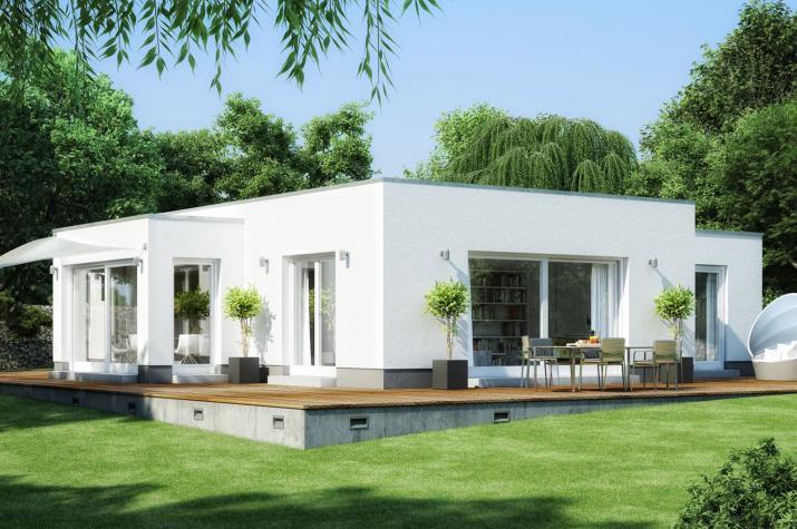 bungalow 159 energiesparhausplus. Black Bedroom Furniture Sets. Home Design Ideas