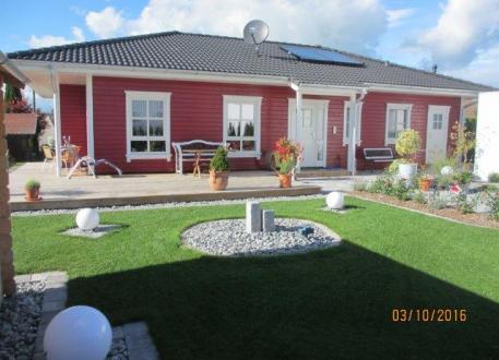 Landhaus Bungalow Karl Holzverkleidet
