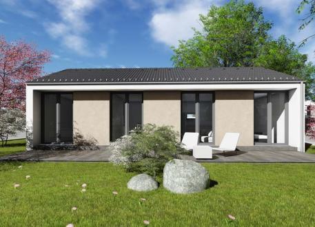 Fertigh user bis fertighaus schl sselfertig for Mini bungalow fertighaus