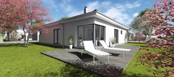 bungalow typ 3 mit 124 qm. Black Bedroom Furniture Sets. Home Design Ideas