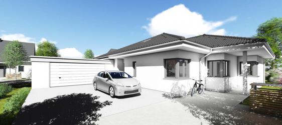 bungalow typ  mit  qm