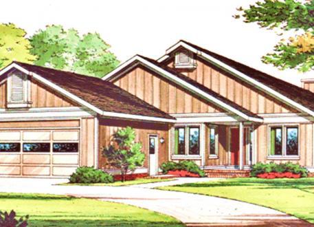 ᐅ Amerikanisches Haus bauen | Preise | Grundrisse | Kataloge
