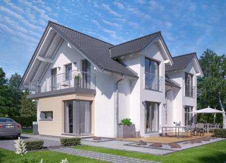 Zweifamilienhaus CELEBRATION 192 V2