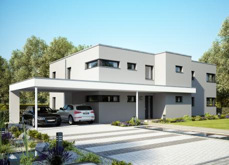 Zweifamilienhaus CELEBRATION 282 V3