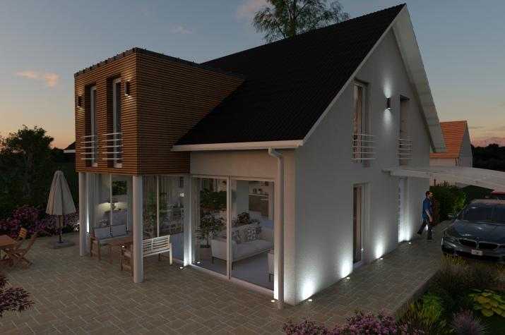 CLASSIC 2 - Terrasse in Abendstimmung