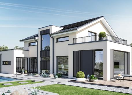 Einfamilienhaus CONCEPT-M 154 Hannover