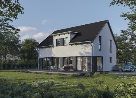 ᐅ Holzhaus ab 100.000 Euro (Ausbauhaus)