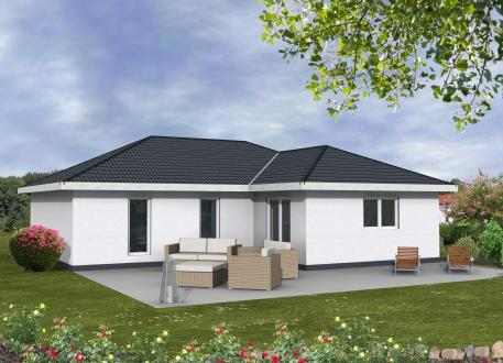 bungalow bis euro fertighaus. Black Bedroom Furniture Sets. Home Design Ideas