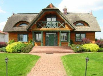 Moderner Landhausstil Haus ᐅ landhaus bauen 243 landhäuser mit grundrissen und preisen