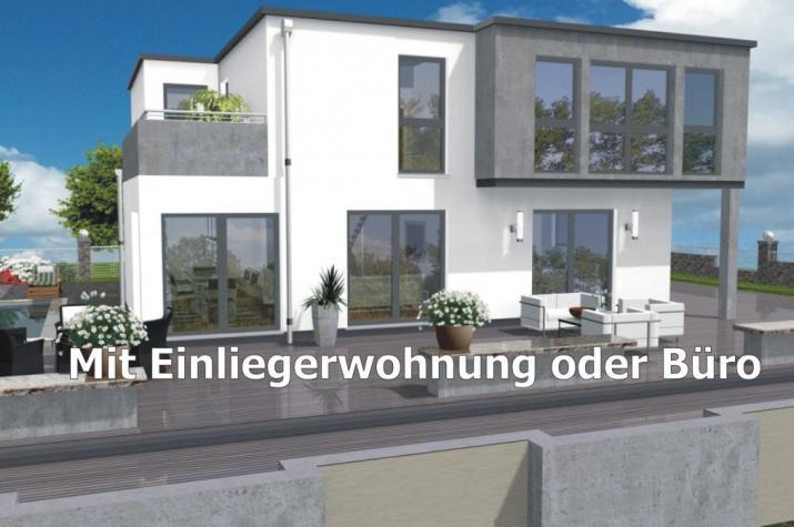 Cube 180 Generationenhaus - Bauhaus Cube 180 G mit Einliegerwohnung
