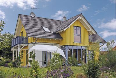 D 123 - Frammelsberger Holzhaus