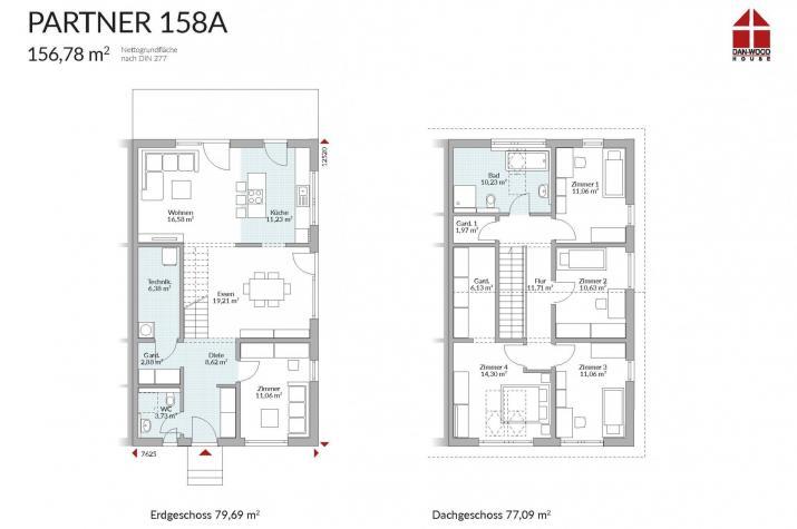 Danwood Partner 158A -