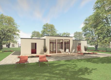Frei planbare Häuser Das Atriumhaus ATR07-H07