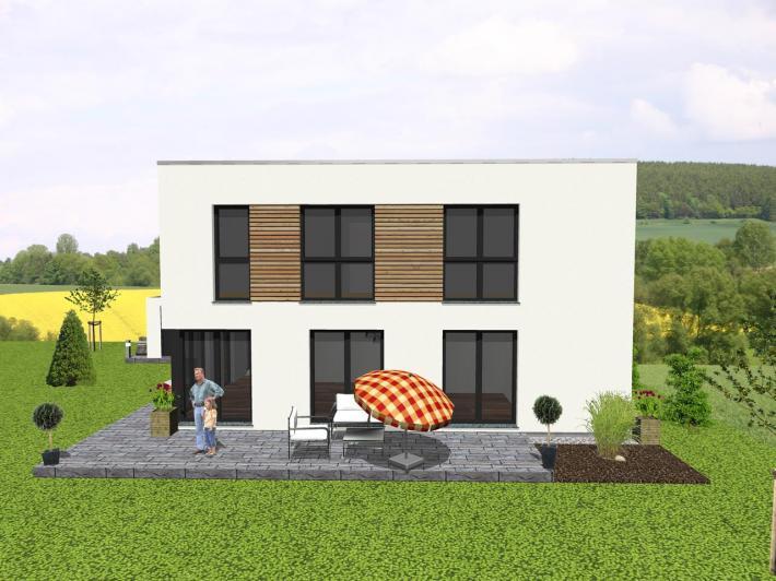 unendlich viel platz mit bauhausambiente jk traumhaus. Black Bedroom Furniture Sets. Home Design Ideas