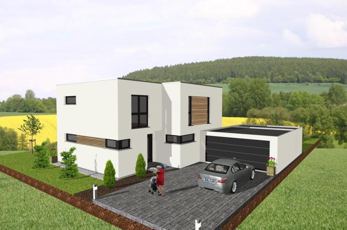 Das Bauhaus für die ganze Familie - www.jk-traumhaus.de -