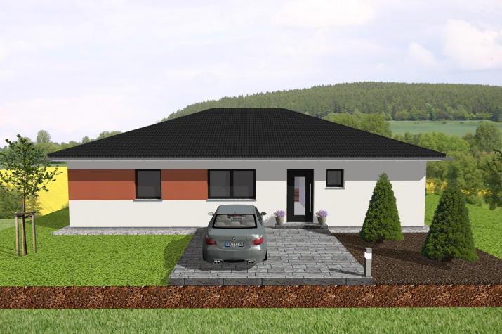Der Winkelbungalow für die ganze Familie - www.jk-traumhaus.de -