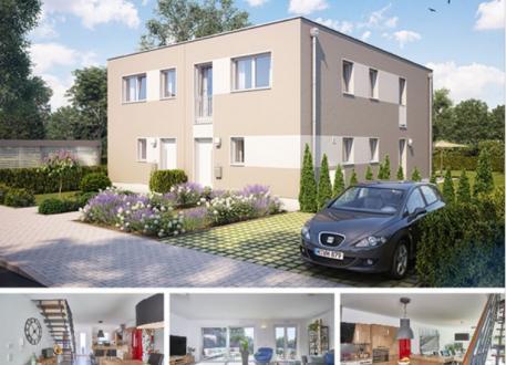 Doppelhaus Doppel- / Reihenendhaus F280