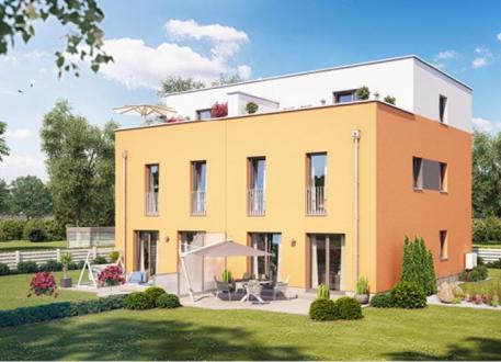 Doppel- / Reihenendhaus F452 in NRW und Hessen - Dieckmann Immobilien GmbH