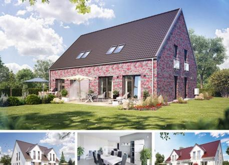 Doppelhaus Doppel- / Reihenendhaus S650 in NRW und Hessen