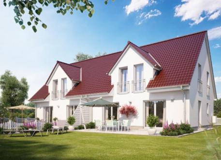 Zweifamilienhaus Doppel- / Reihenendhaus S840 in NRW und Hessen