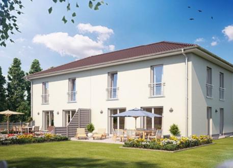 Zweifamilienhaus Doppel- / Reihenendhaus W730 in NRW und Hessen