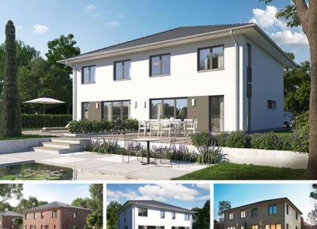 Stadthaus Doppel- / Reihenendhaus Z551 in NRW und Hessen