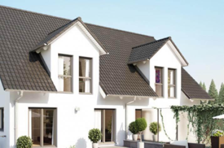 Doppelhaus 45 123 hanse haus gmbh for Bilder doppelhaus