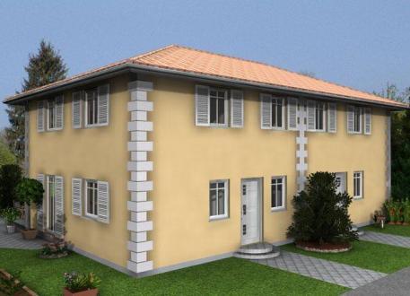 Treppenhaus zweifamilienhaus for Zweifamilienhaus bauen
