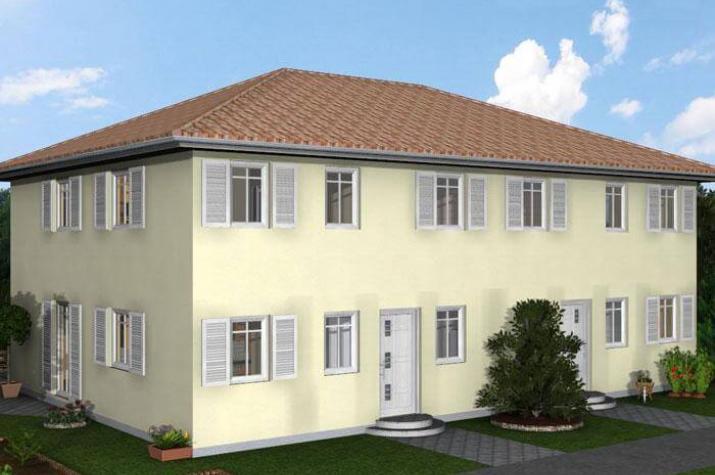 Doppelhaus Duo 130 - vorschau
