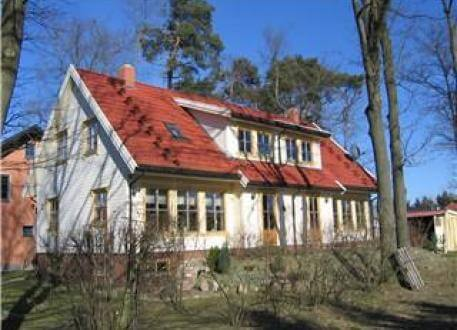Schwedenhaus Doppelhaus Franz Holz