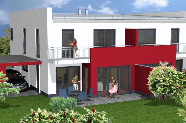 Doppelhaus Hanau -
