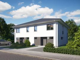 Doppelhaus L10 Putz