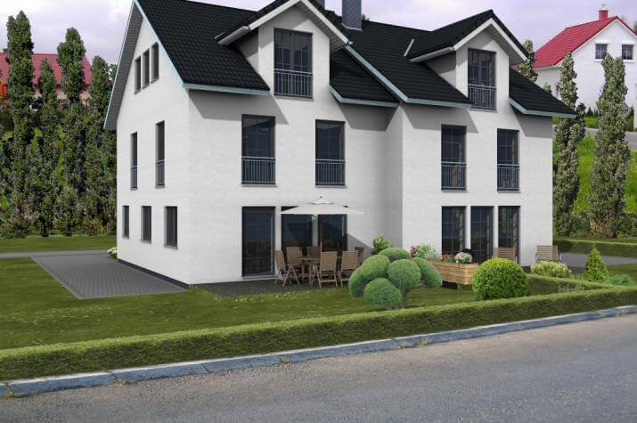 Doppelhaus Maintal -
